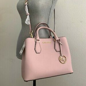 Michael Kors Camille Bag / Color: Blossom / New